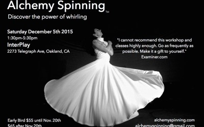 Alchemy Spinning Workshop in Oakland, CA