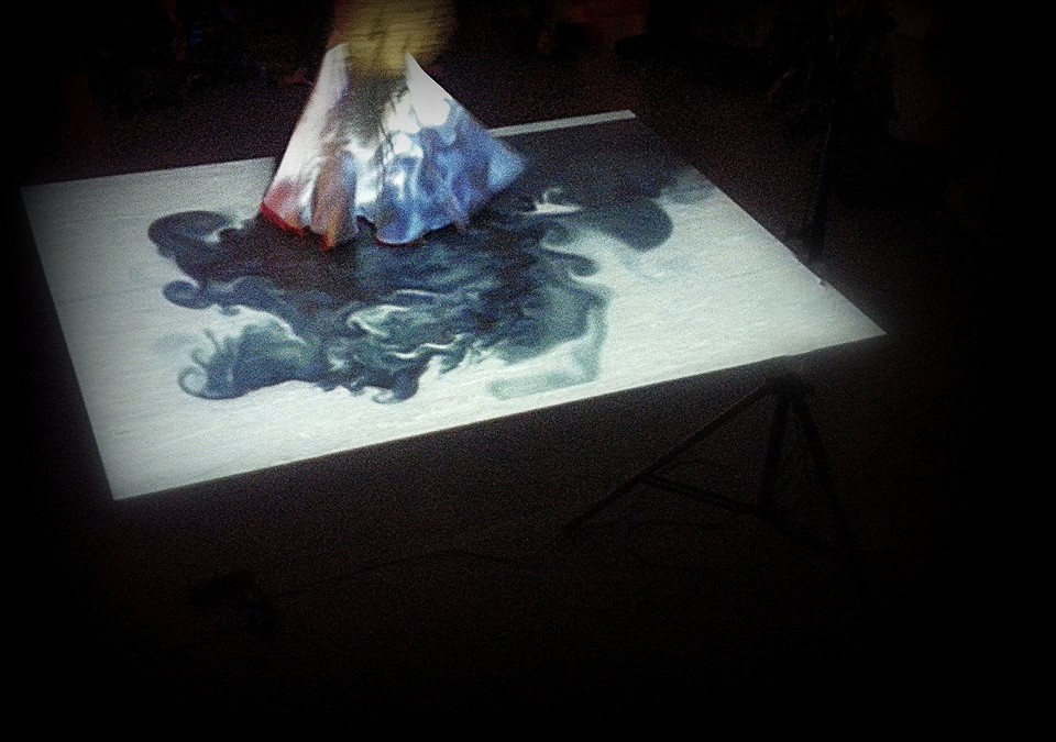 Ephemeral Footprints-Alchemy Spinning Performance